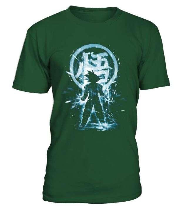 T Shirt Dragon Ball Z Goku Symbôle