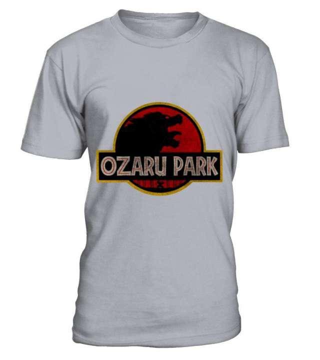 T Shirt Dragon Ball Z Oozaru Park