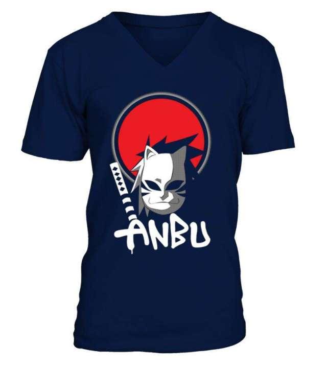 T Shirt Naruto Anbu