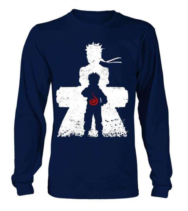 T Shirt Naruto Evolution