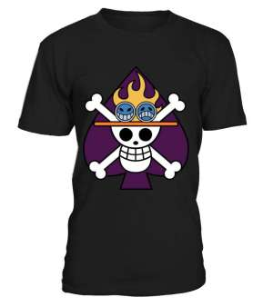 T Shirt One Piece Ace Crew