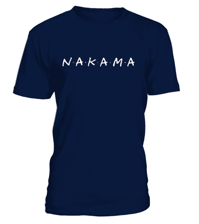 T Shirt One Piece nakama