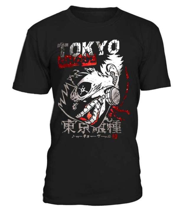 T Shirt Tokyo Ghoul Insane kaneki