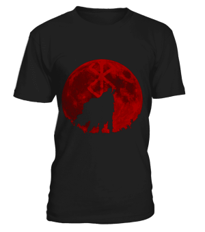 T Shirt Berserk moon