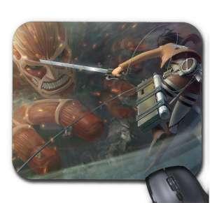 Tapis de Souris Attack On Titan Colossal Titan
