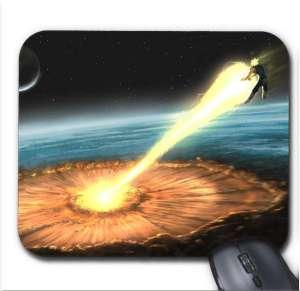 Tapis de Souris Dragon Ball Z Vegeta Final Flash
