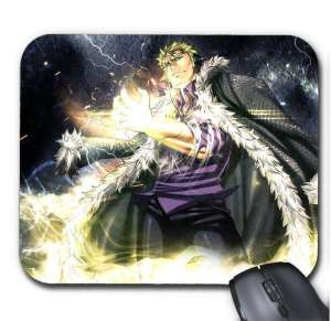 Tapis de Souris Fairy Tail Laxus Power