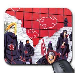 Tapis de Souris Naruto Akatsuki