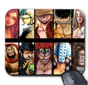 Tapis de Souris One Piece Worst Generation