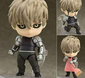 Figurine One Punch Man Genos Chibi