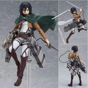 FigurineL'attaque des Titans Mikasa