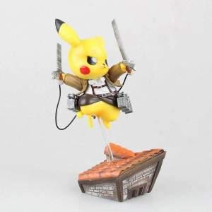 FigurineL'attaque des Titans Pikachu