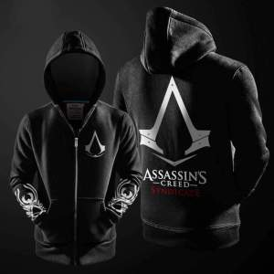 Veste à capuche Assasin's Creed