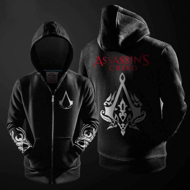 Veste à capuche Assasin's Creed
