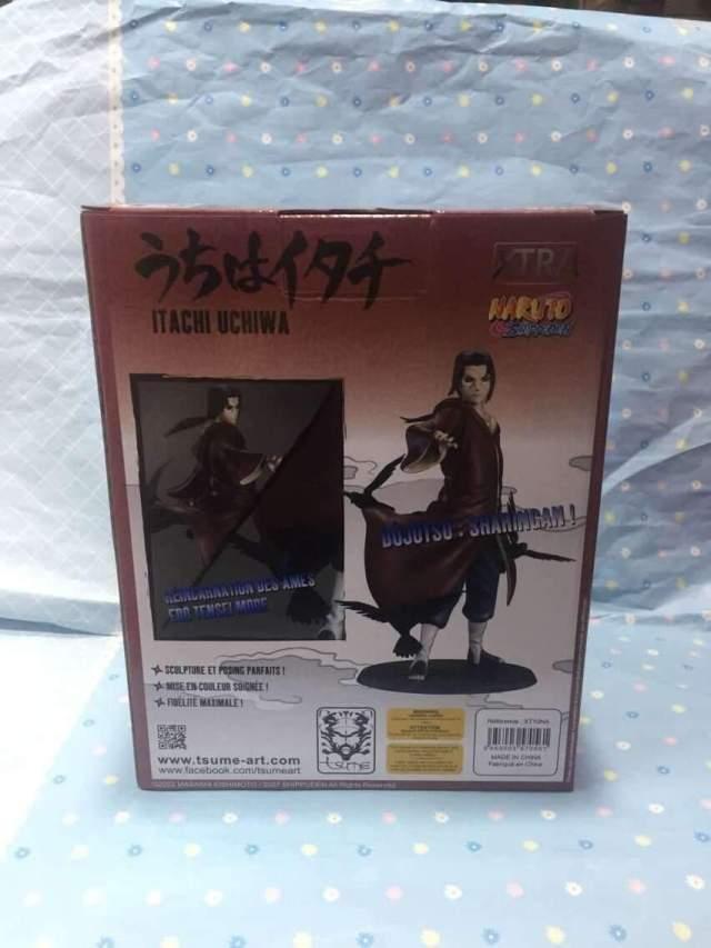 FigurineNaruto Itachi Edo Tensei