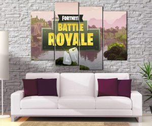 Décoration murale Fortnite Battle Royale 2
