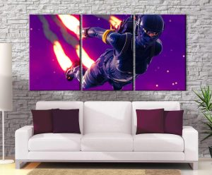 Décoration murale Fortnite Elite Agent