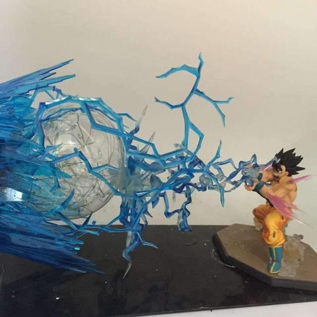 Lampe Drafon Ball Z Goku & Vegeta Final Attack
