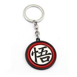 Porte clé Dragon Ball Goku symbôle