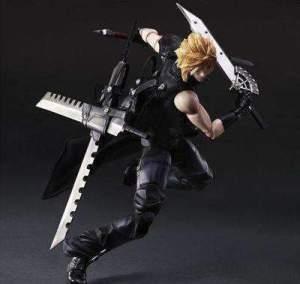 Figurine Final Fantasy 7 Cloud