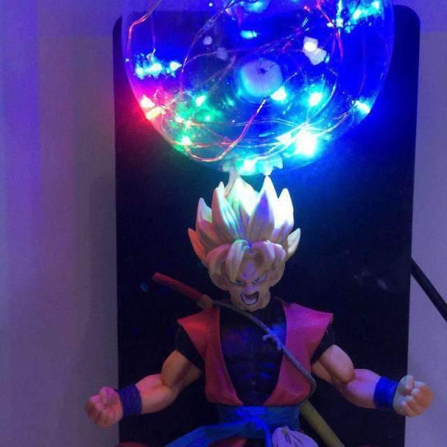 Lampe Dragon Ball Heroes Goku