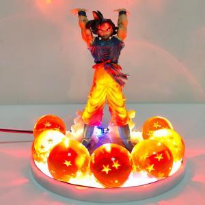 Lampe Led Dragon Ball Z Goku Genkidama