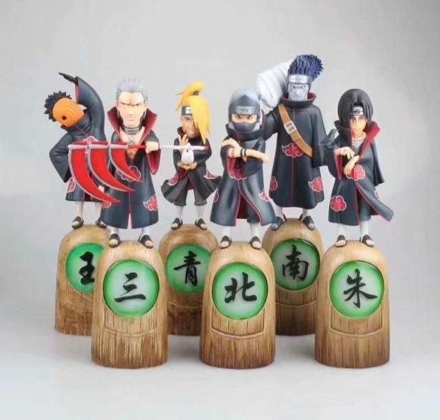 Figurine Naruto Shipuuden Akatsuki