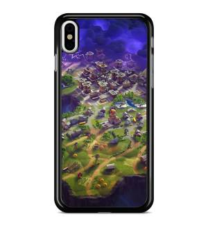 Coque Fortnite Map