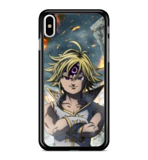 Coque Nanatsu No Taizai Meliodas Battle