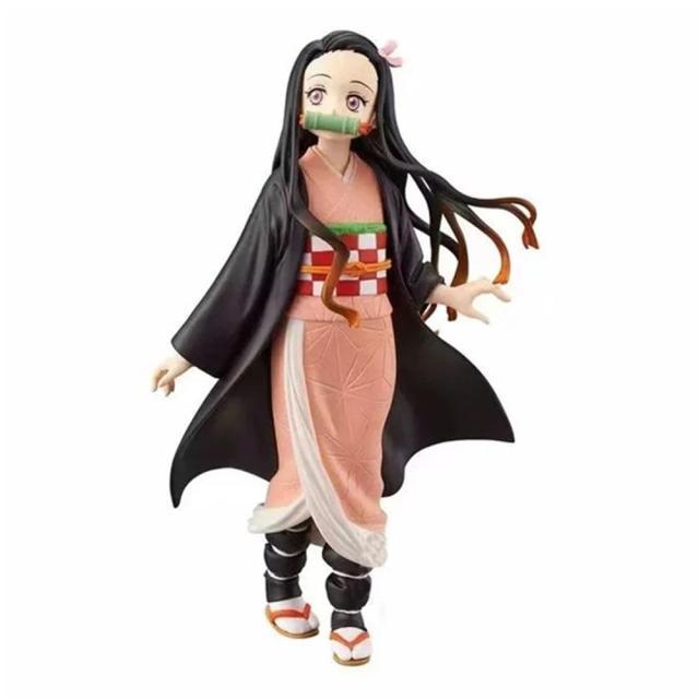 Figurine Kimetsu No Yaiba Tanjirou ou Nezuko