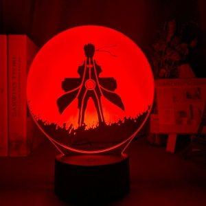 Lampe 3D LED Uzumaki Naruto