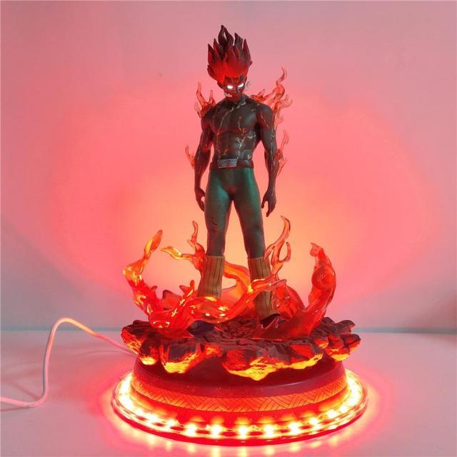 Lampe Naruto Gai Death Gate