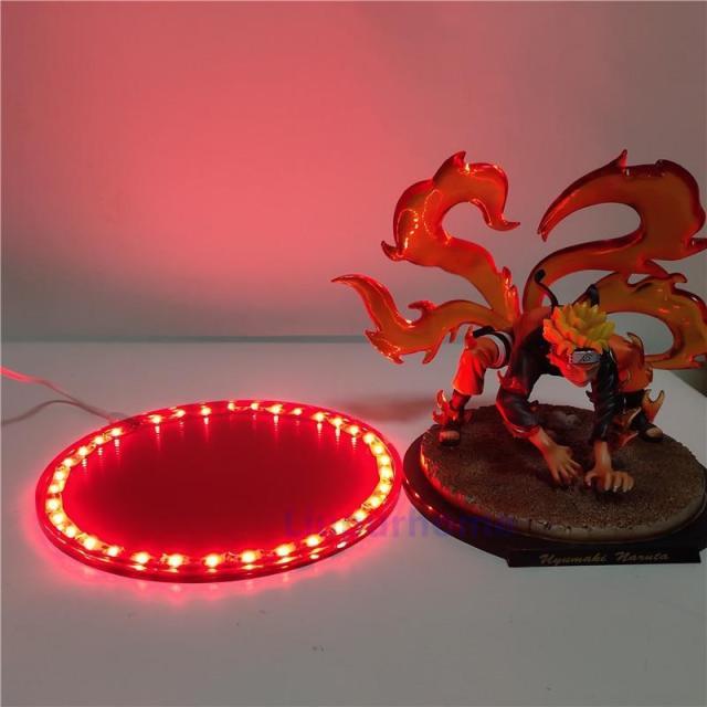 Lampe Naruto Kyubi 4 Queues