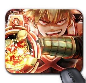 Tapis de Souris My Hero Academia Katsuki Fight