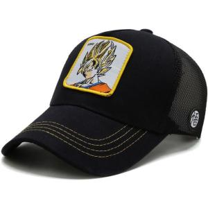 Casquette Dragon Ball Goku Saiyan