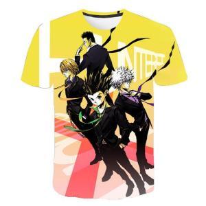 T Shirt 3D Hunter X Hunter Team