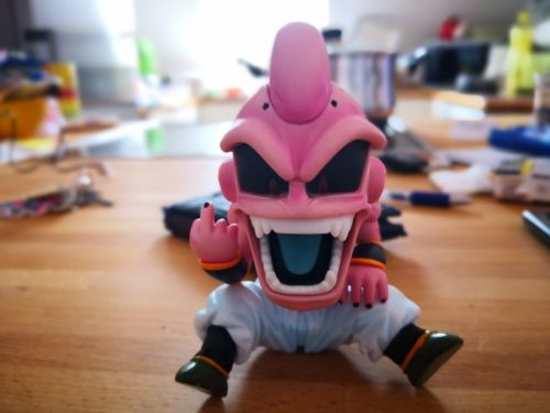 Figurine Dragon Ball Z Majin Buu Fuck photo review
