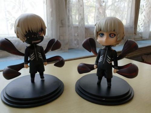 Figurine Tokyo Ghoul Kaneki Chibi photo review