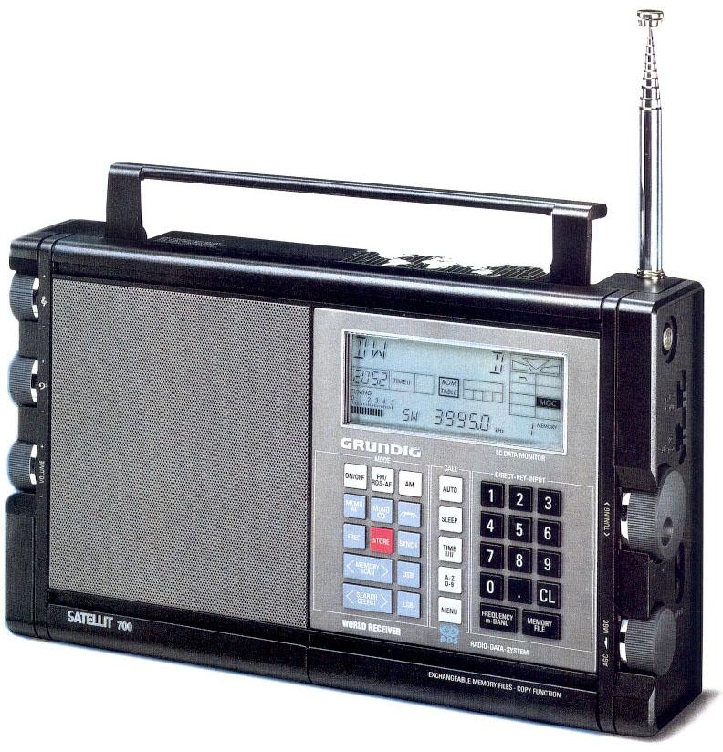 Local Antenna Satellite