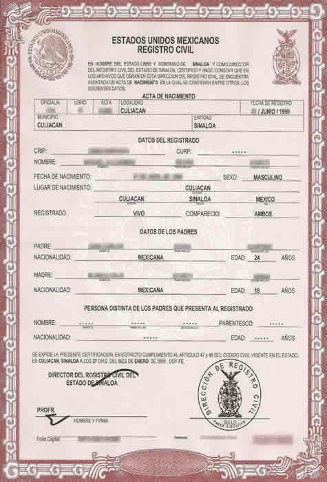 Birth Certificate Translation Services For Uscis Fast And Cheap