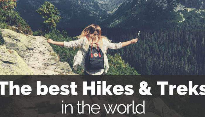 the best hikes and treks in the world