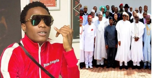 Fela-sang-about-bad-leadership-but-nothing-changed'-–-Wizkid-says-why-he-can't-sing-for-Nigeria Fela sang about bad leadership but nothing changed' – Wizkid says why he can't sing for Nigeria