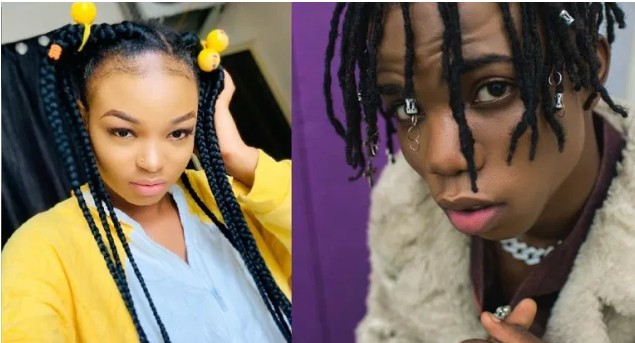 Screenshot_20200705-171639 Instagram model, Coco Brown says she will like to marry Lyta as She turns Down Davido, Burna Boy and Flavor [Video]