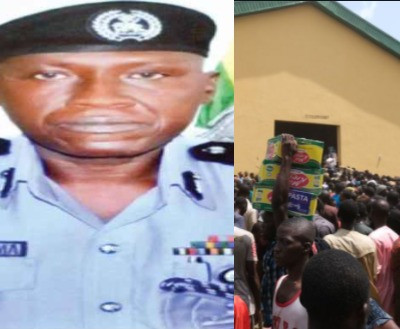 5f99761424a92 Returning stolen goods may not shield a looter from prosecution - FCT police boss, Bala Ciroma says