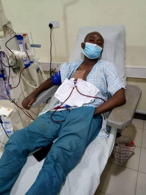 Ek9BFxpXIAEngmi How Nigerian Twitter Users Helped Woman To Raise Over N2.5m Under 12-hours For Her Husband's Kidney Transplant