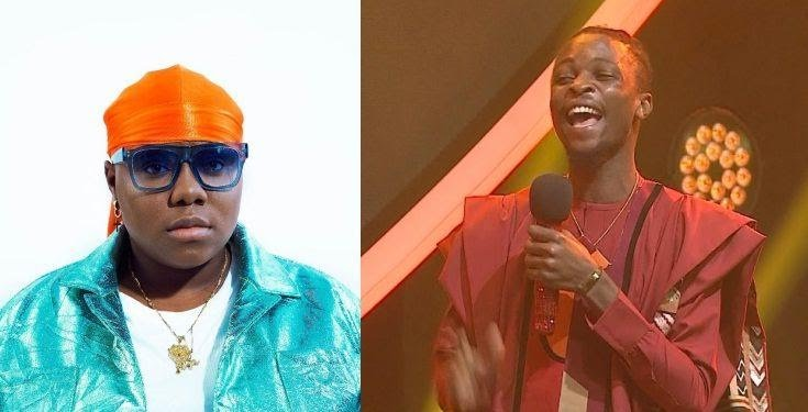 Teni-blasts-viewers-who-criticized-her-support-for-Laycon Teni blasts viewers who criticized her support for Laycon(video)