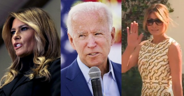 PicsArt_11-09-11.24.03 Melania Trump tweets for the first time since Joe Biden emerged the President-elect