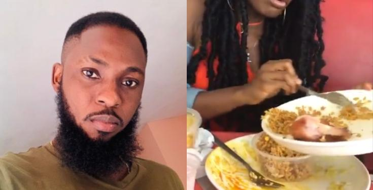 akinb It's tacky to go on a date and take remaining food home – Relationship coach