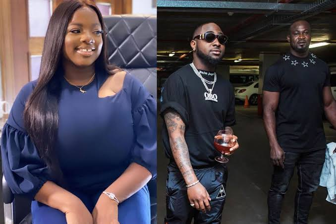 images-30 Dorathy reacts as Davido mourns personal body guard, Tee Jay who died at 36