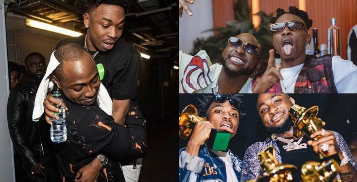 """images-5 """"Lil bro levelled up"""" – Davido goes emotional as Mayorkun is nominated in same Headies Award category with him, Wizkid and Burna Boy"""